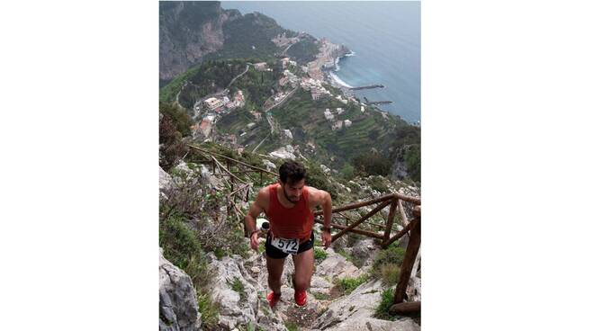 trail valle delle ferriere amalfi