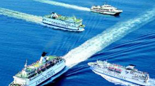 trasporti marittimi capri