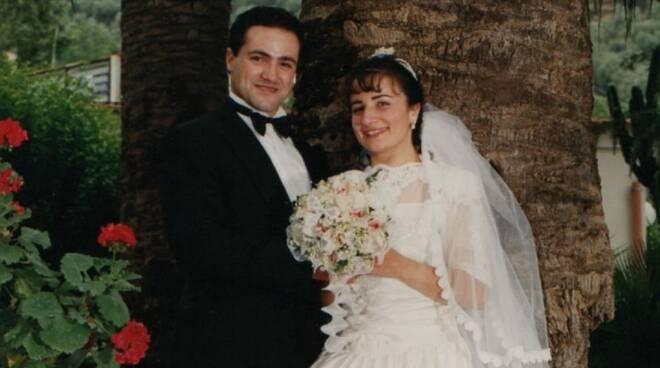 valentino e teresa 25 anni matrimonio