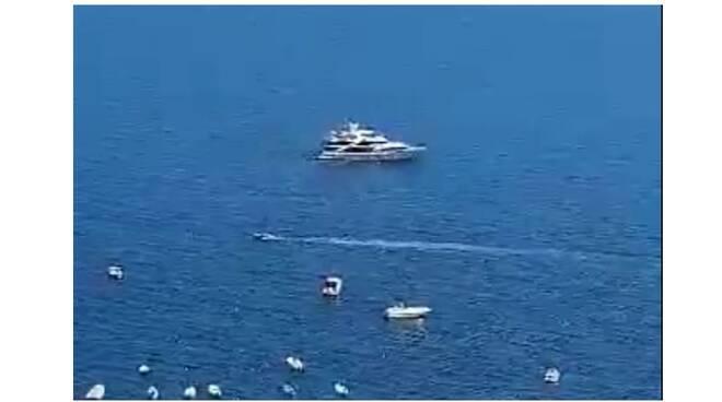 yacht nerano