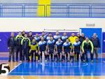 Amalfi. A dieci anni dalla fondazione, il nuovo logo per il Futsal Coast!