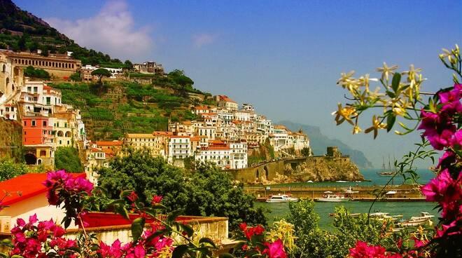 amalfi città in fiore