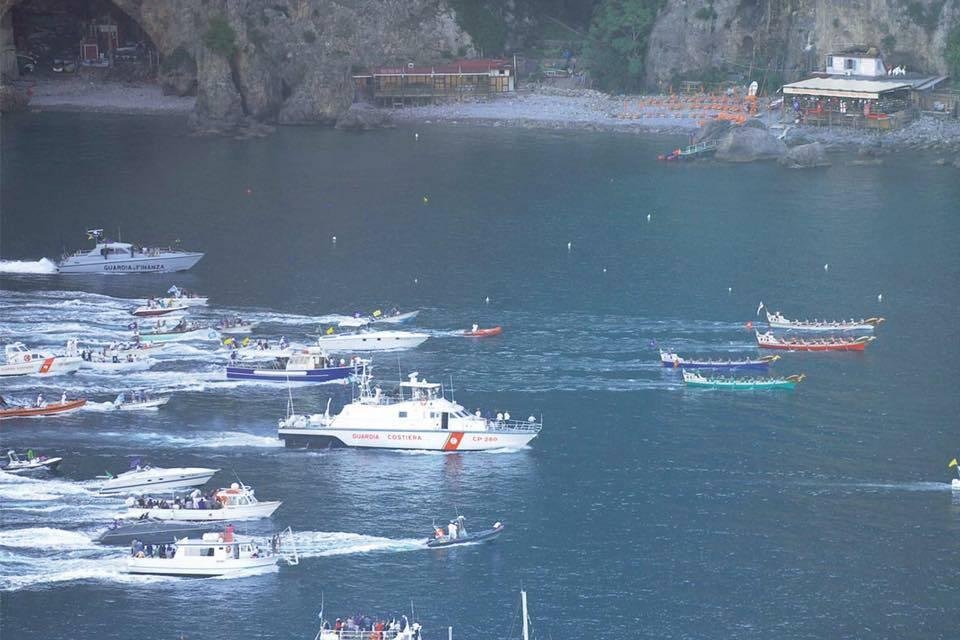 Amalfi. Rinviata la Regata delle Antiche Repubbliche Marinare