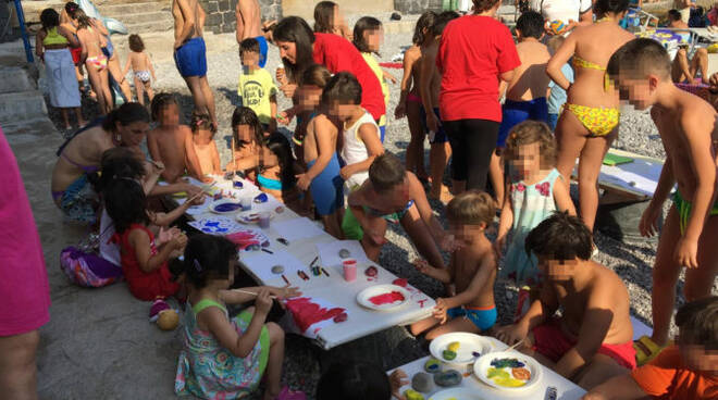 "Aperte le manifestazioni d'interesse per ""Amalfi Junior Summer Camp"""