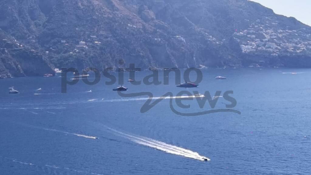 barche e yacht positano