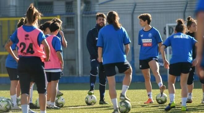 calcio napoli femminile