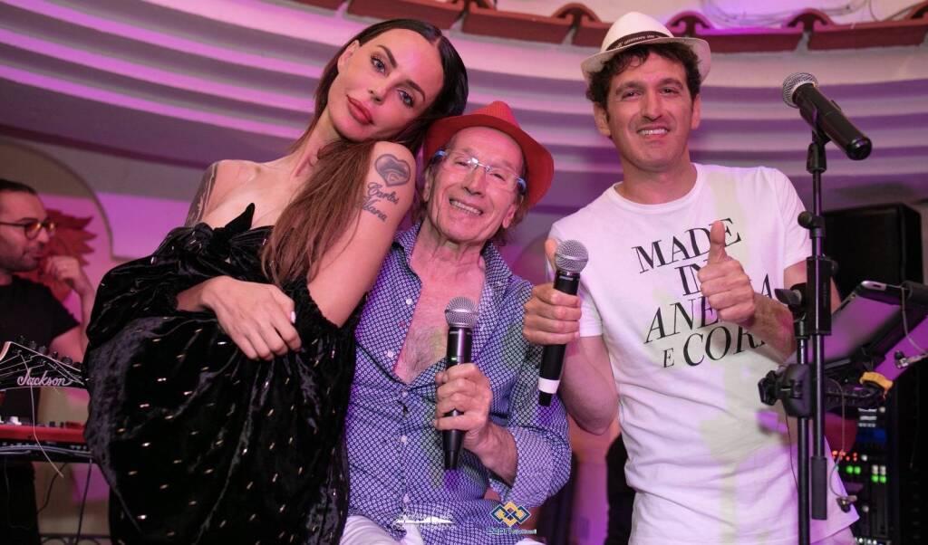 Capri. Il primo weekend di parte all'insegna dei VIP: volti noti del mondo dello spettacolo da Anema e Core