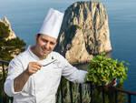 Capri. Lo chef Luigi Lionetti