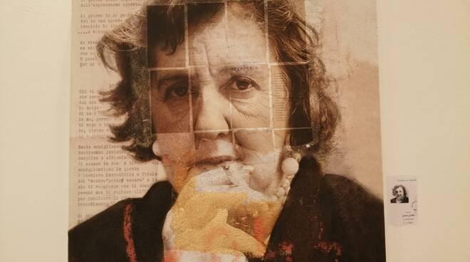 """""""L'arte è una bellissima donna"""" personale di Grittini a Positano"""