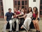 A Villa Fondi, una storia di angeli e innamorati per innamorati degli angeli: That's Amore Show.