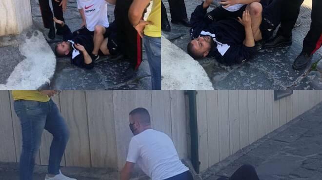 """Uomo tenta di violare un'abitazione, l'atleta Di Chiara """"eroe"""" dell'anziana"""