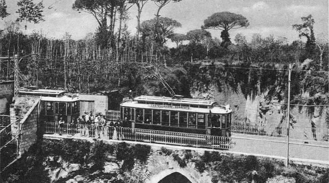 Riproporre il tram come mezzo di trasporto in penisola sorrentina, perché no?