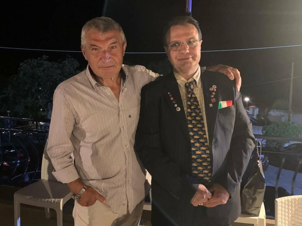 Comune di Sanza, la Sezione Associazione Nazionale Combattenti e Reduci con orgoglio a settembre inaugurerà  i 70 anni di vita - Presidente Cav. N. H. Attilio De Lisa