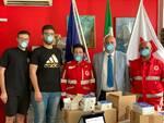 """Solidarietà, D'Avenia: """"Acquistate nuove mascherine grazie al successo del crowfunding lanciato dal Centro Studi Super Sud"""""""