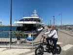Castellammare. Stabia Main Port - l'approdo per megayacht; nuovi itinerari turistici per la promozione del territorio