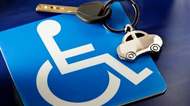 contrassegno invalido