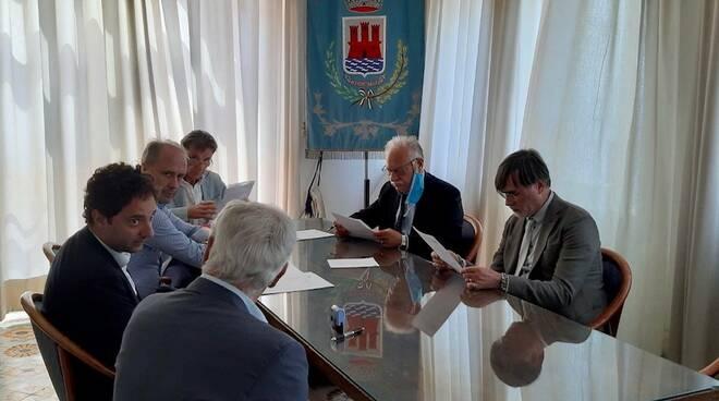 Costiera Amalfitana, ANAS: consegnati i lavori di stabilizzazione dei costoni rocciosi sulla SS163