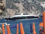 Costiera Amalfitana. L'arrivo del nuovo Positano Jet dei Lucibello