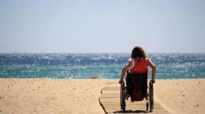 disabili spiagge