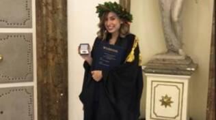 Dottoressa in Giurisprudenza: auguri a Rosita Amatruda di Tramonti
