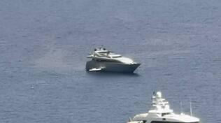 yacht positano