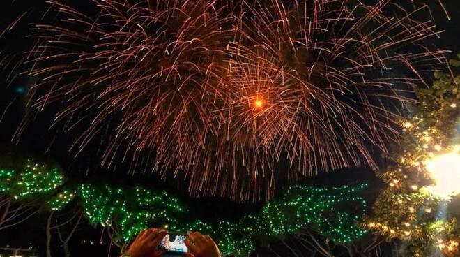 Il più grande spettacolo pirotecnico della storia a San Pantaleone o a San Lorenzo