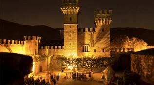Lauro (AV). Castello Lancellotti.