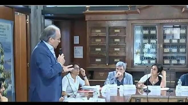 Massa Lubrense consiglio comunale Lello Staiano
