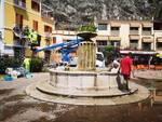 Minori. L'impegno degli scout: fontana montesca ripulita, il ringraziamento dell'amministrazione comunale
