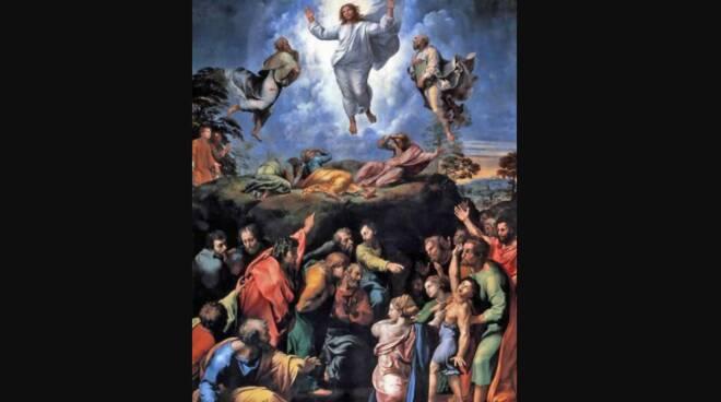 Oggi la Chiesa festeggia la Trasfigurazione del Signore