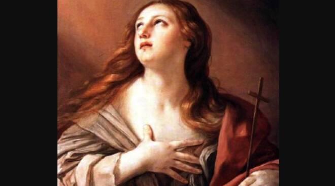 Oggi la Chiesa festeggia Santa Maria Maddalena