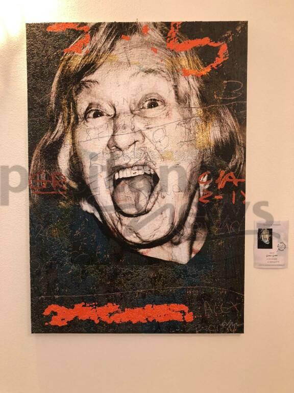 Positano, l'anteprima della mostra dedicata alle donne