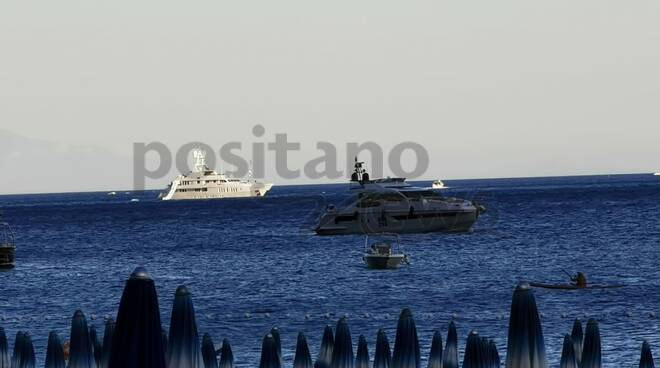 positano yacht Altair III, Aurora, Talisman Maiton e Philmx