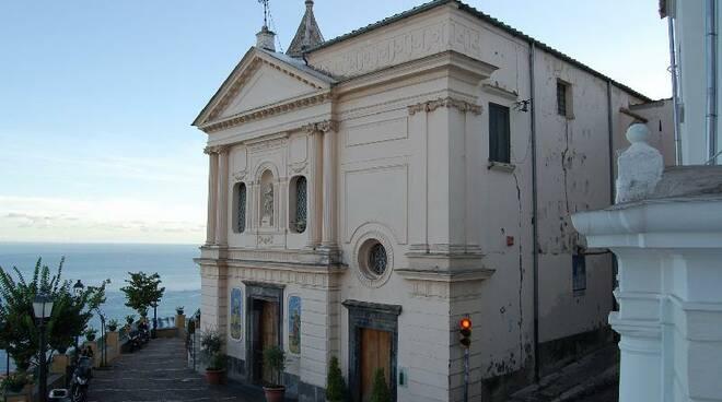 raito vietri sul mare chiesa