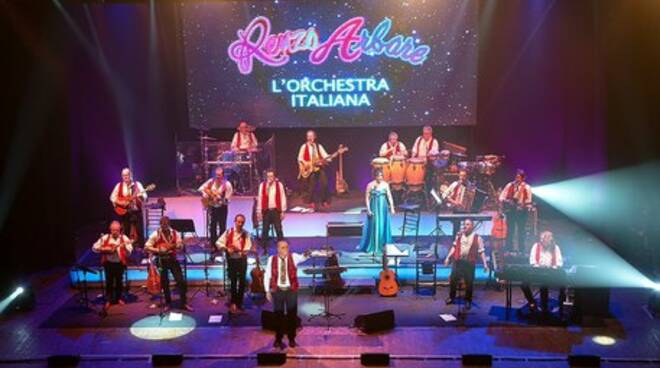 Renzo Arbore Orchestra Italiana