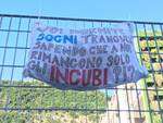 Sant'Agnello protesta housing sociale