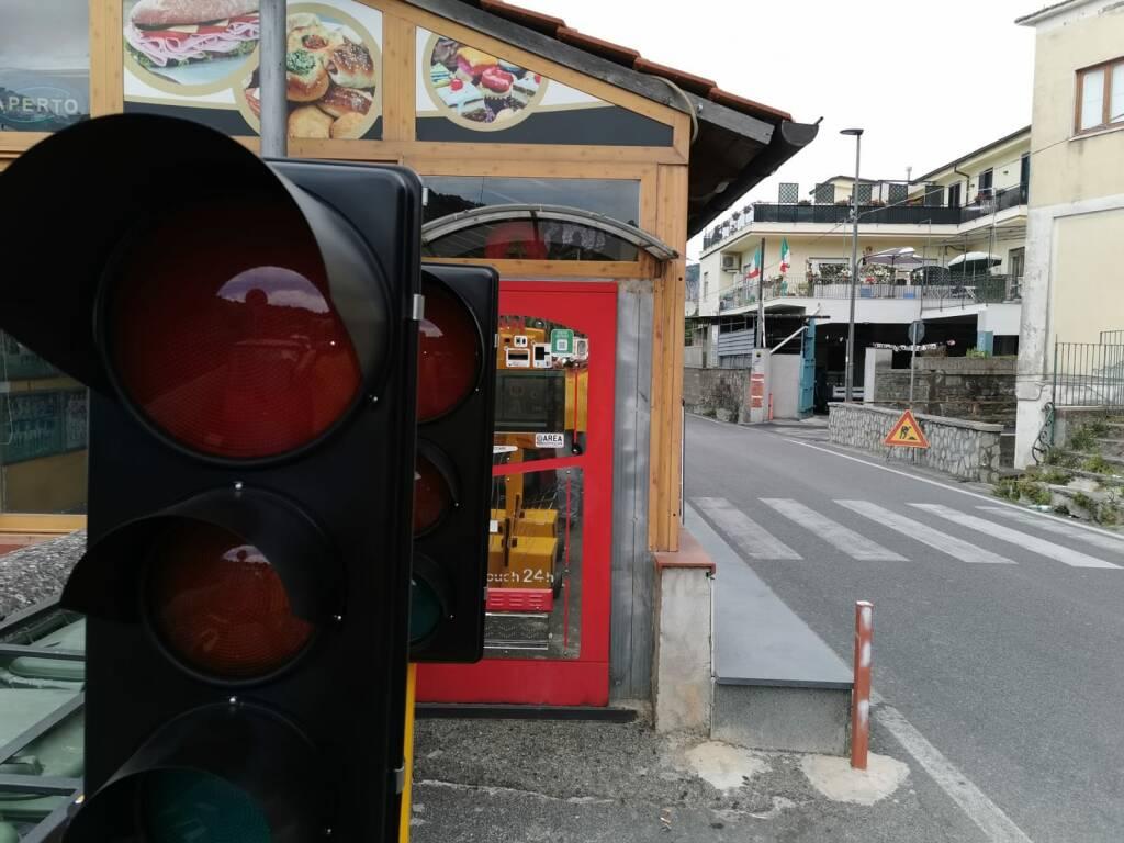 semafori meta amalfi