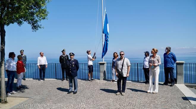 sorrento bandiera blu cerimonia