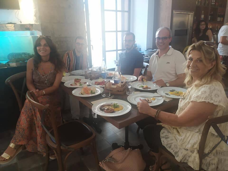 sorrento core a core restaurant cucina mediterranea