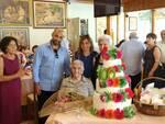 Sorrento in festa per i cento anni di Margherita Ferraro