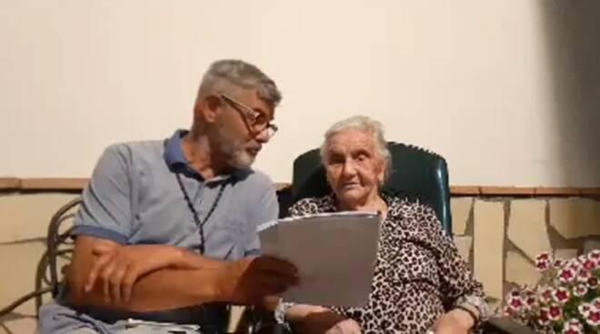 Sorrento si prepara a festeggiare la centenaria Margherita Ferraro