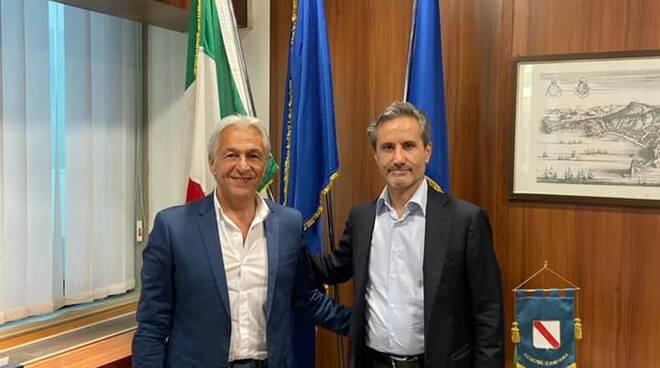 Sorrento. Torquato Esposito candidato alle prossime elezioni regionali nella lista Caldoro Presidente