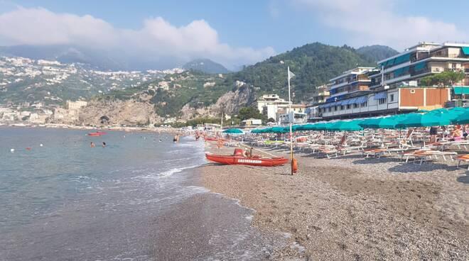 spiaggia maiori