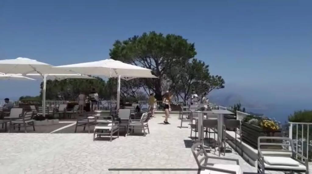 Sul tetto di Capri a Monte Solaro riapre la Canzone del Cielo
