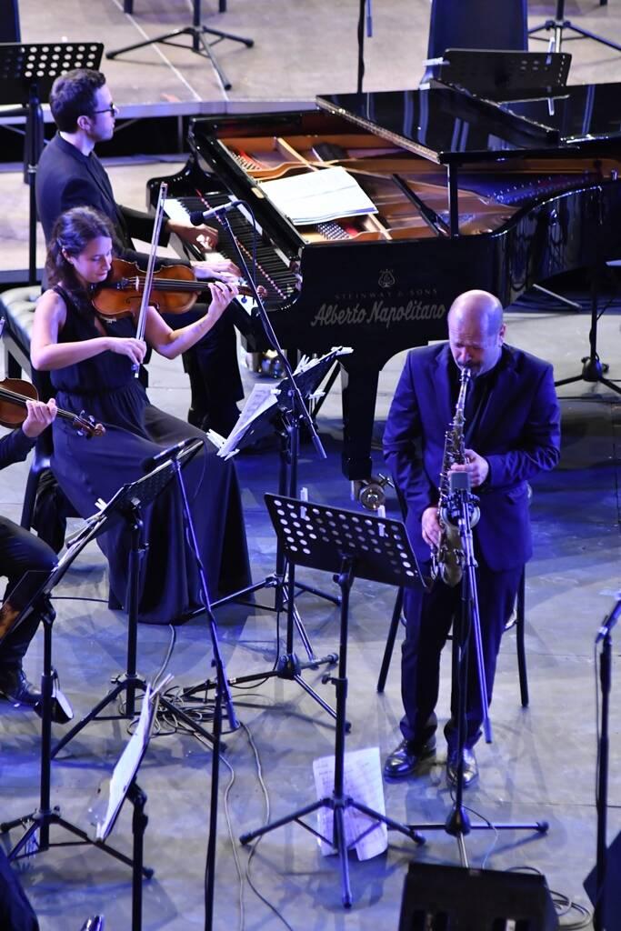 Al Ravello Festival un memorabile tributo a Charlie Parker