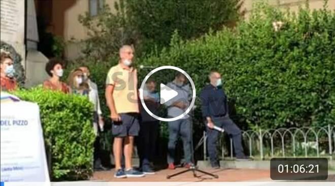 Amalfi comizio