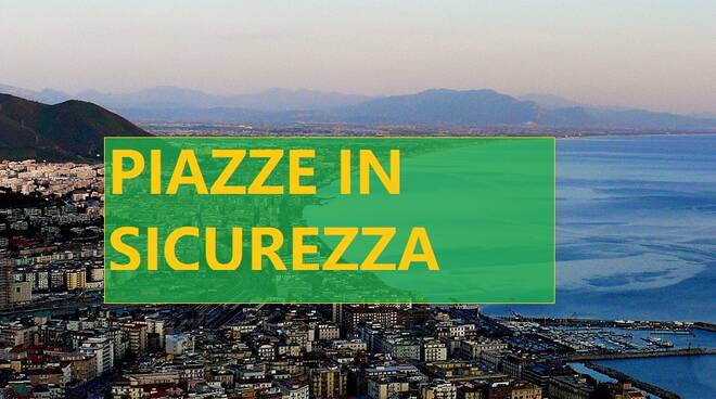"Amalfi e Minori in prima linea per ""Piazze in sicurezza"""