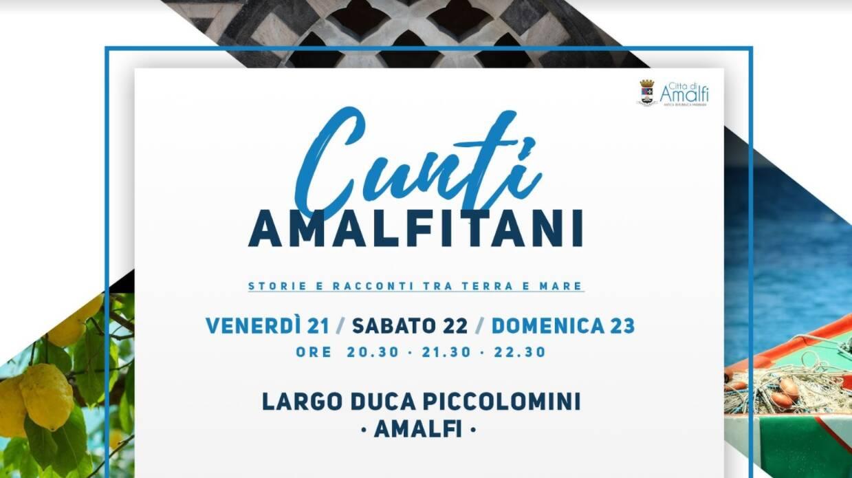 Amalfi. Gli eventi estivi