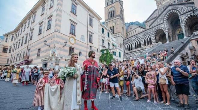 Capodanno bizantino Amalfi