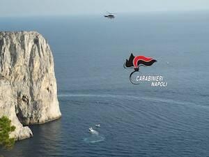 Capri. Controlli dei Carabinieri sull'isola per la movida e la sicurezza in mare